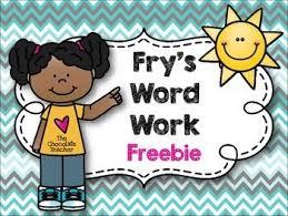 best 25 fry words ideas on pinterest fry sight words 100 words