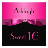 Pink And Black Sweet 16 Decorations Party Simplicity Masquerade Party Ideas Party Simplicity