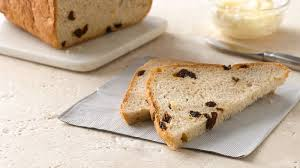 Bread Machine Cinnamon Raisin Bread Recipe BettyCrocker