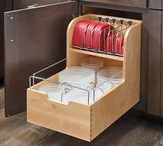kitchen cabinet storage containers do pull out racks really help save space