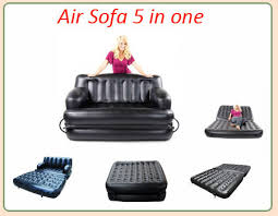 Air Sofa 5 In 1 Bed Air Sofa Service Provider From Delhi