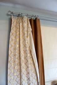 Long Drapery Panels Curtain Length Too Long Decorate The House With Beautiful Curtains