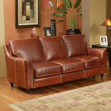 Omnia Leather Sofa Omnia Leather Great Leather Sofa Reviews Wayfair