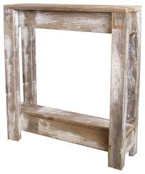 Yukon Console Table Rustic Console Tables Houzz