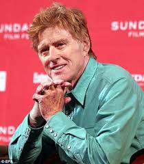 when did robert redford get red hair has redhead robert redford 73 reached for the hair dye daily