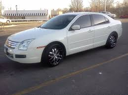 08 ford fusion se and sel model