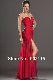 red elegant cocktail dresses dress images