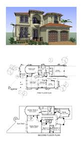 coastal house plans 75131 total living area 4802 sq ft 4