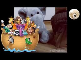 noah u0027s ark mini plush song who built the ark veggie tales dolls
