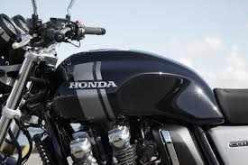 honda cb1100s revealed u2013 same engine same chassis but two