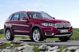 kereta bmw x6 upcoming f15 bmw x5 rendered for a clearer look