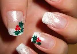 christmas themed nail art how you can do it at home pictures