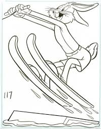 art bob mckimson warner bros bugs bunny coloring book pg u002750s