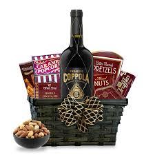 francis coppola claret buy coppola claret gift basket online wine gift