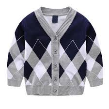 knitted sweater wholesale cotton knitted cardigan boys sweater designs for