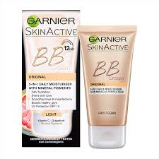 garnier miracle skin perfector daily all in one b b light