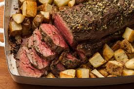 roasted beef tenderloin recipe chowhound