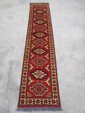 Red Runner Rug Afghan Traditional Persian Oriental Runner Rugs Ebay