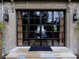 door design double french doors exterior steel external anderson