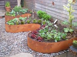 los angeles raised flower beds pool contemporary with bed solid