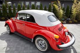 volkswagen beetle 38k mile 1979 volkswagen beetle convertible for sale on bat auctions