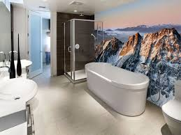 wallpaper designs for bathroom 170 best bathroom wall images on bathroom ideas