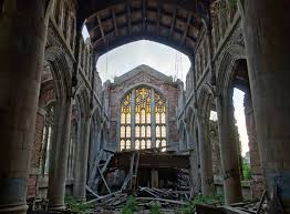 abandoned places in indiana the ruins of a gothic masterpiece abandoned city methodist church