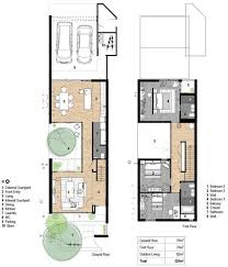architectural plans for homes typical terrace home modernismo house