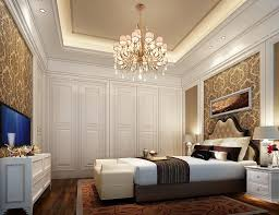 Bedroom Chandelier Lighting 5 Reasons Why You Need To Hang A Chandelier In Every Room