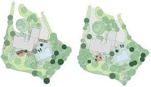 Suburban Backyard Landscaping Ideas by Backyard Landscaping Ideas On Rukle Landscape Plan House Design