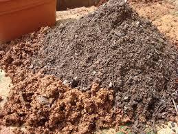 Garden Soil Types - organic micro farm and vegetable terrace garden fertile soil