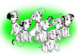 101 dalmatians grown pups 5 stray sketches deviantart