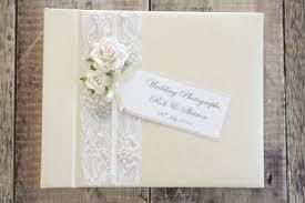 Vintage Wedding Album Personalised Wedding Photo Albums U2013 Creative Bridal