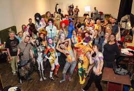 dublin city halloween events dublin body paint welcome to the home of body paint