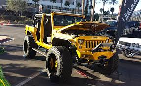 sema jeep yj yellow jeep paint jobs google search cars pinterest jeep