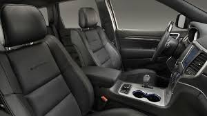 jeep grand cherokee interior seating all new jeep grand cherokee u2013 bold sophisticated and economical