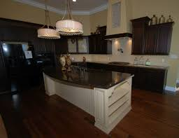 starmark lyptus with mocha stain cambria rosslyn countertops with