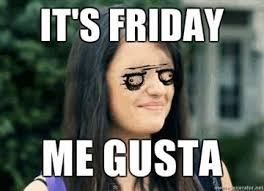 Friday Meme Pictures - image 107383 rebecca black friday know your meme