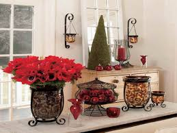 chic holiday decorations for the home modern ideas christmas and