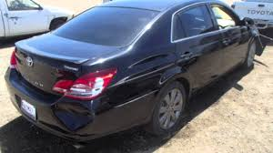 used toyota used toyota avalon parts parting out cheap toyota avalon in