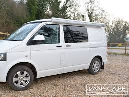 Vw Awning Fitted Vw T5 T6 Swb Canopy Awning Fiamma F45s 260 Titanium