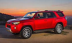 problems with toyota 4runner toyota 4runner problems at truedelta repair charts by year
