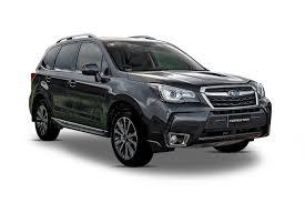 subaru forester 2018 subaru forester fleet edition 2 5l 4cyl petrol automatic suv