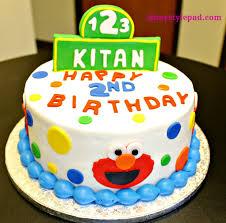 sesame birthday birthday cake ideas sesame birthday cakes with buttercream