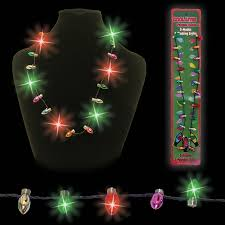 cheap christmas light up necklace amazing light up necklaces christmas necklace retro lights led cheap