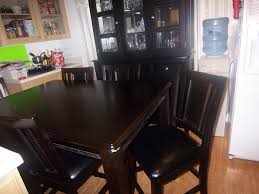 dining room table extensions carlyle dining room table extension chairs ashley furnitu u2026 flickr