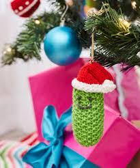 100 knitting christmas tree santa gnome ornaments knitting