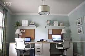 small home office double desk home office richfielduniversity us