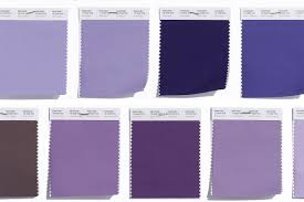 Pantone Color Pallete Color Intelligence Purple The Rainbow U0027s Most Complex Color