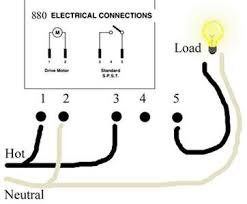 digital timer switch wiring diagram circuit and schematics diagram